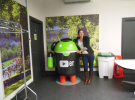 Jo and Google Bot