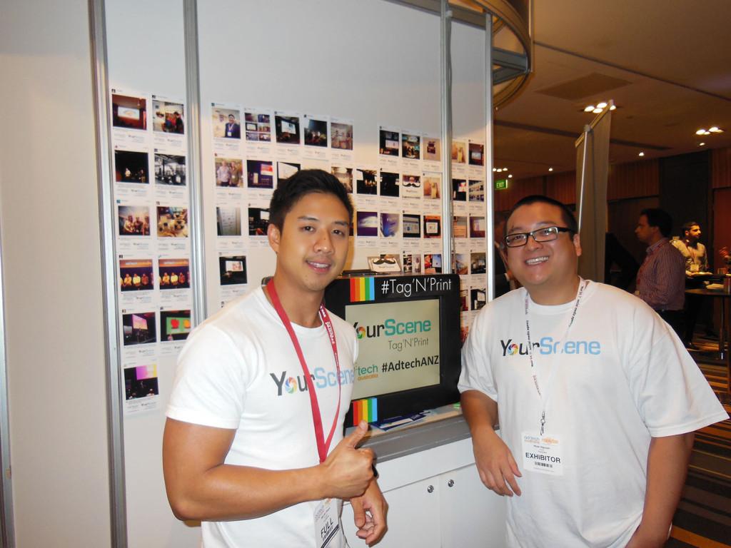 Martin and Huan