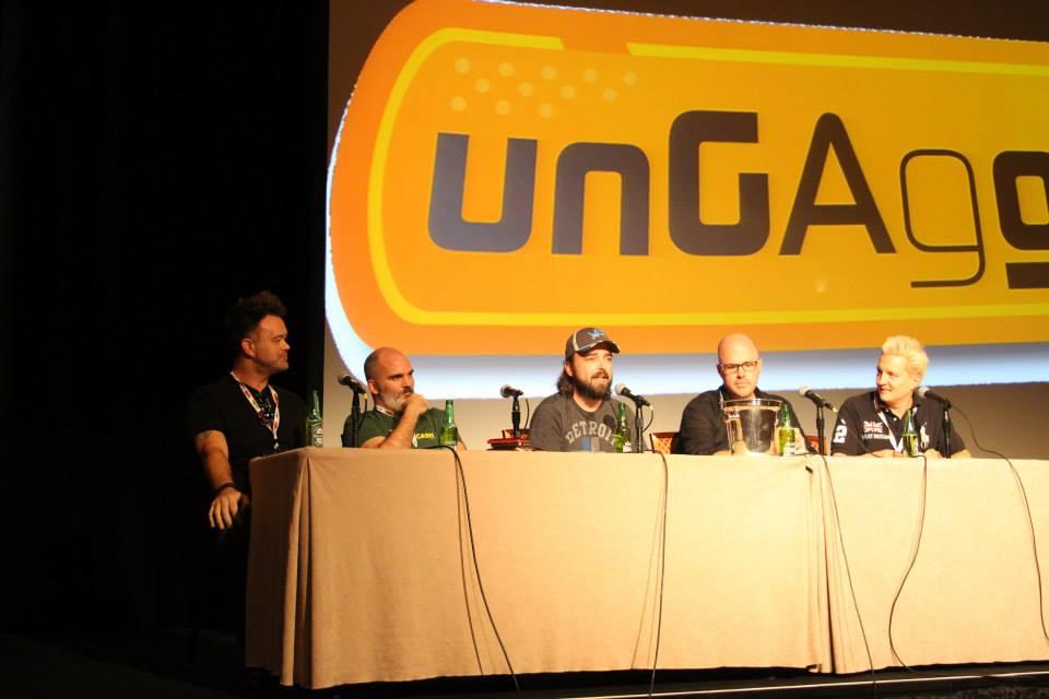 Ungagged Speakers