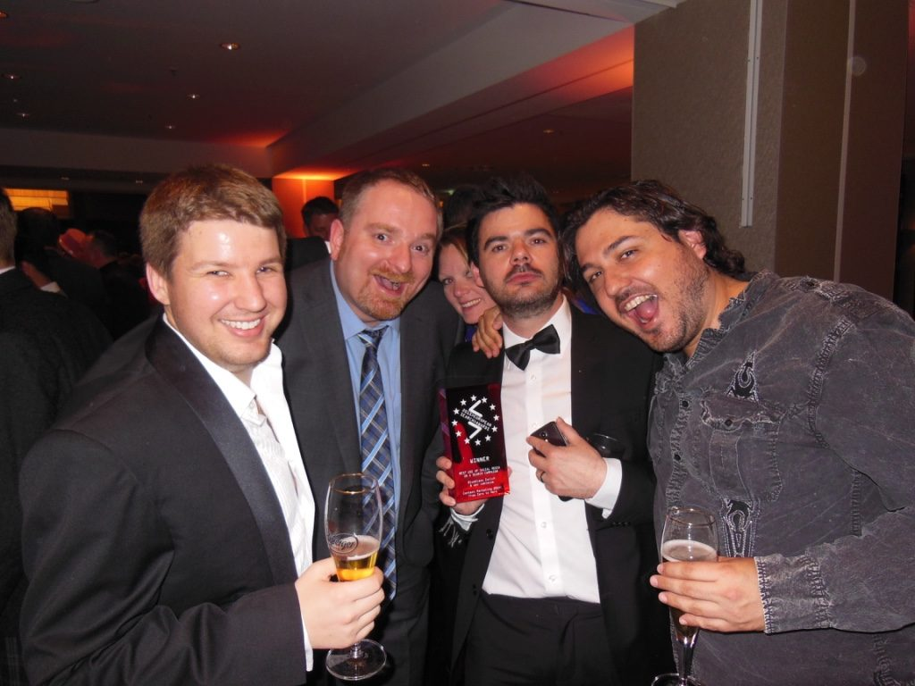 barry-with-others at EU Search Awards 2015