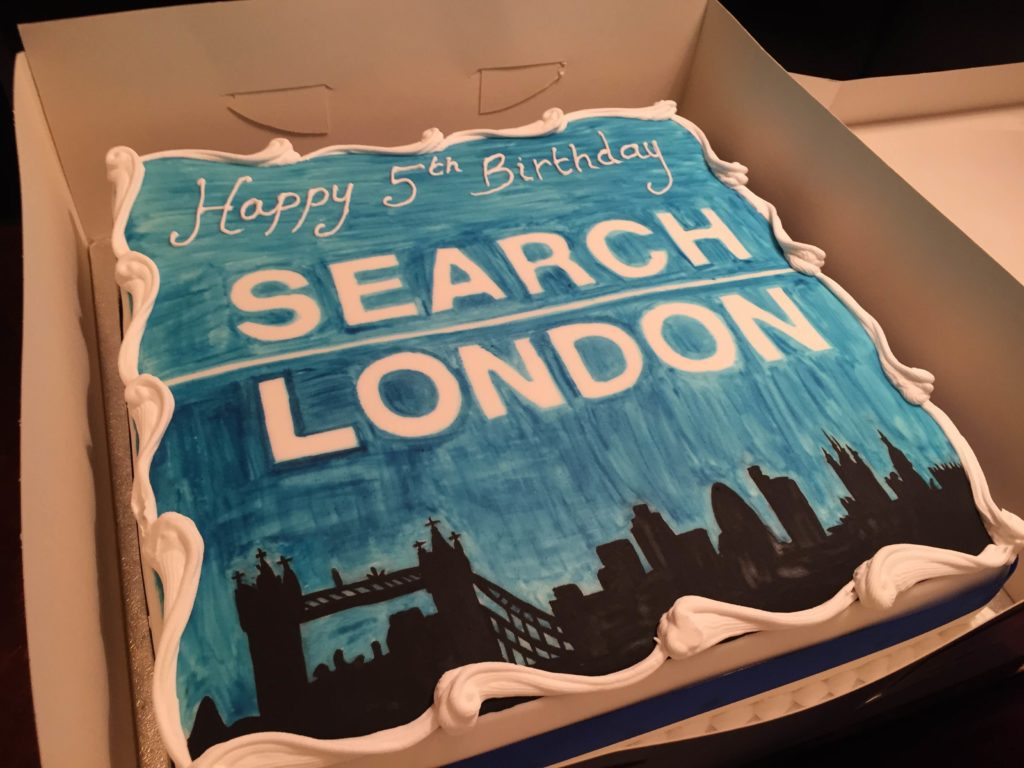 Search London Cake