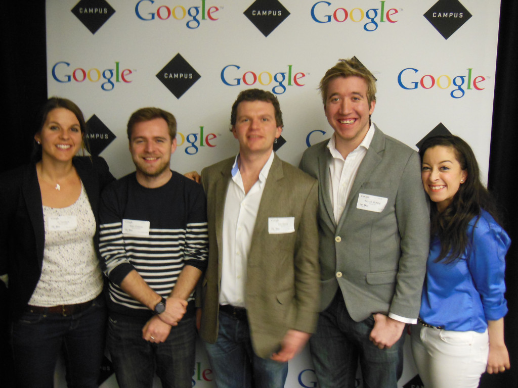 Search London Team at Google