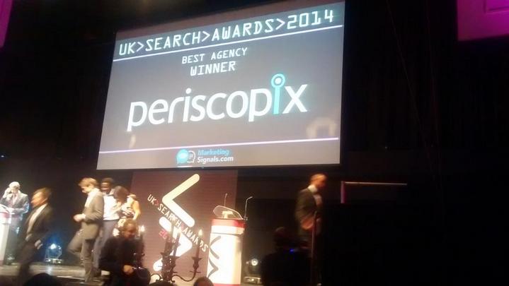 Best agency winner
