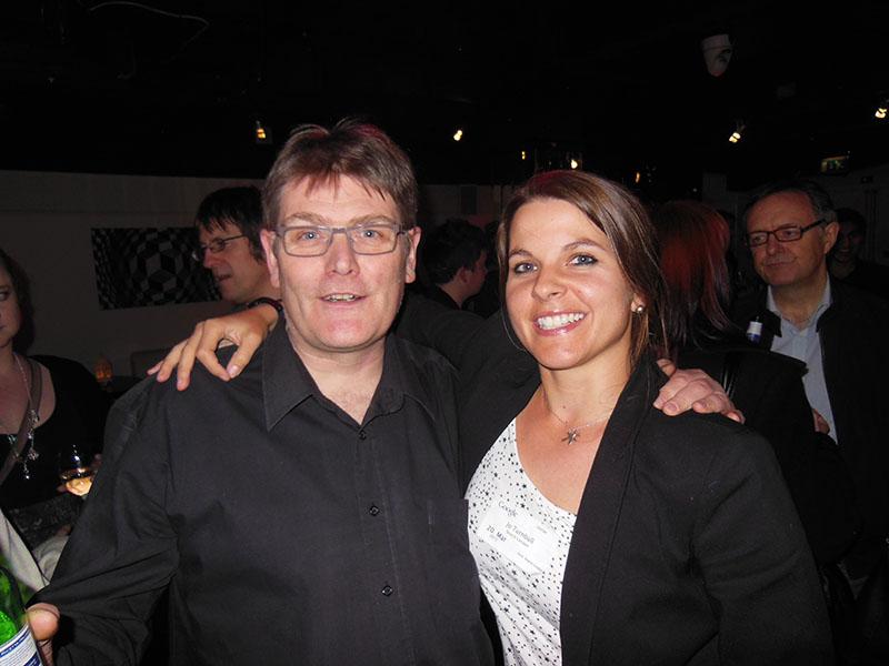 Dixon and Jo