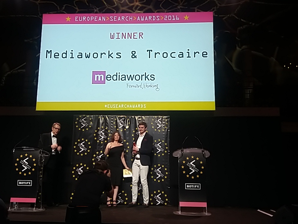 BEST USE OF SEARCH - THIRD SECTOR