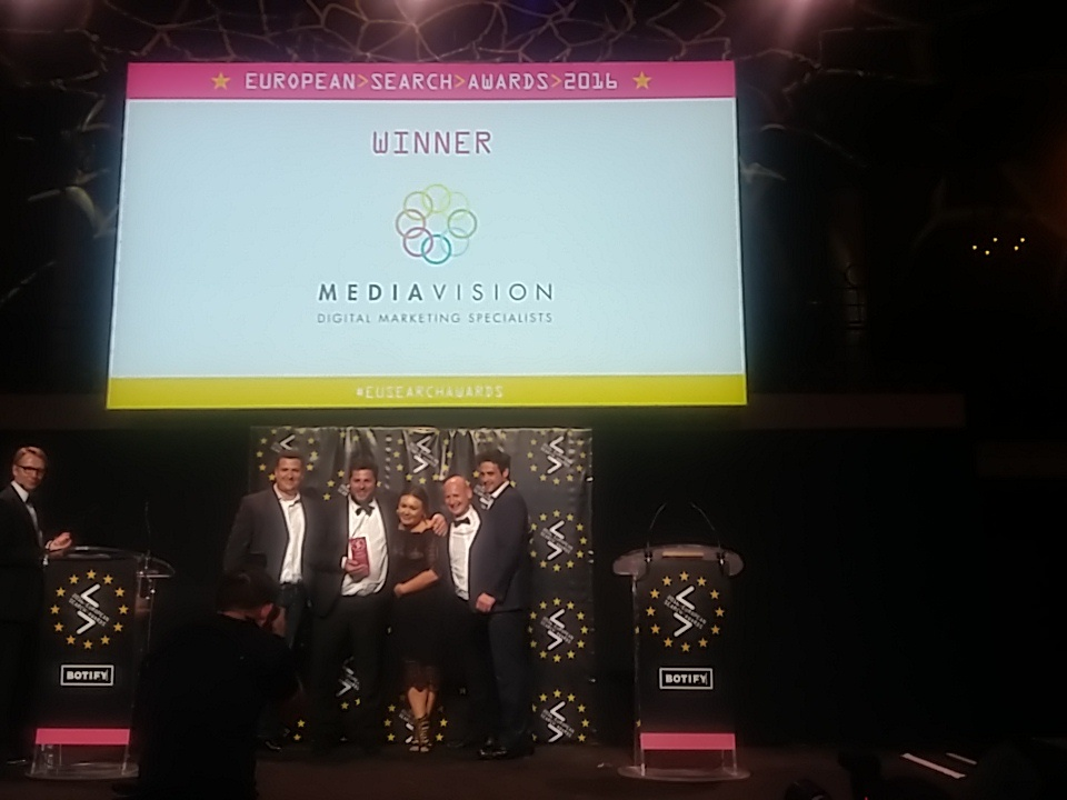 Best small integrated agency