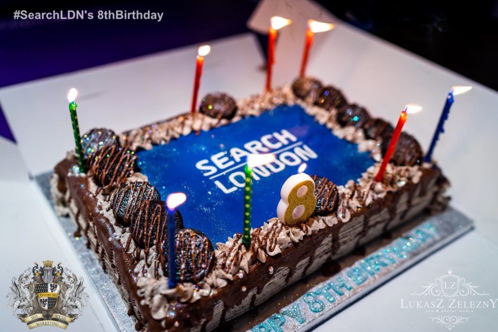 SearchLondon Cake